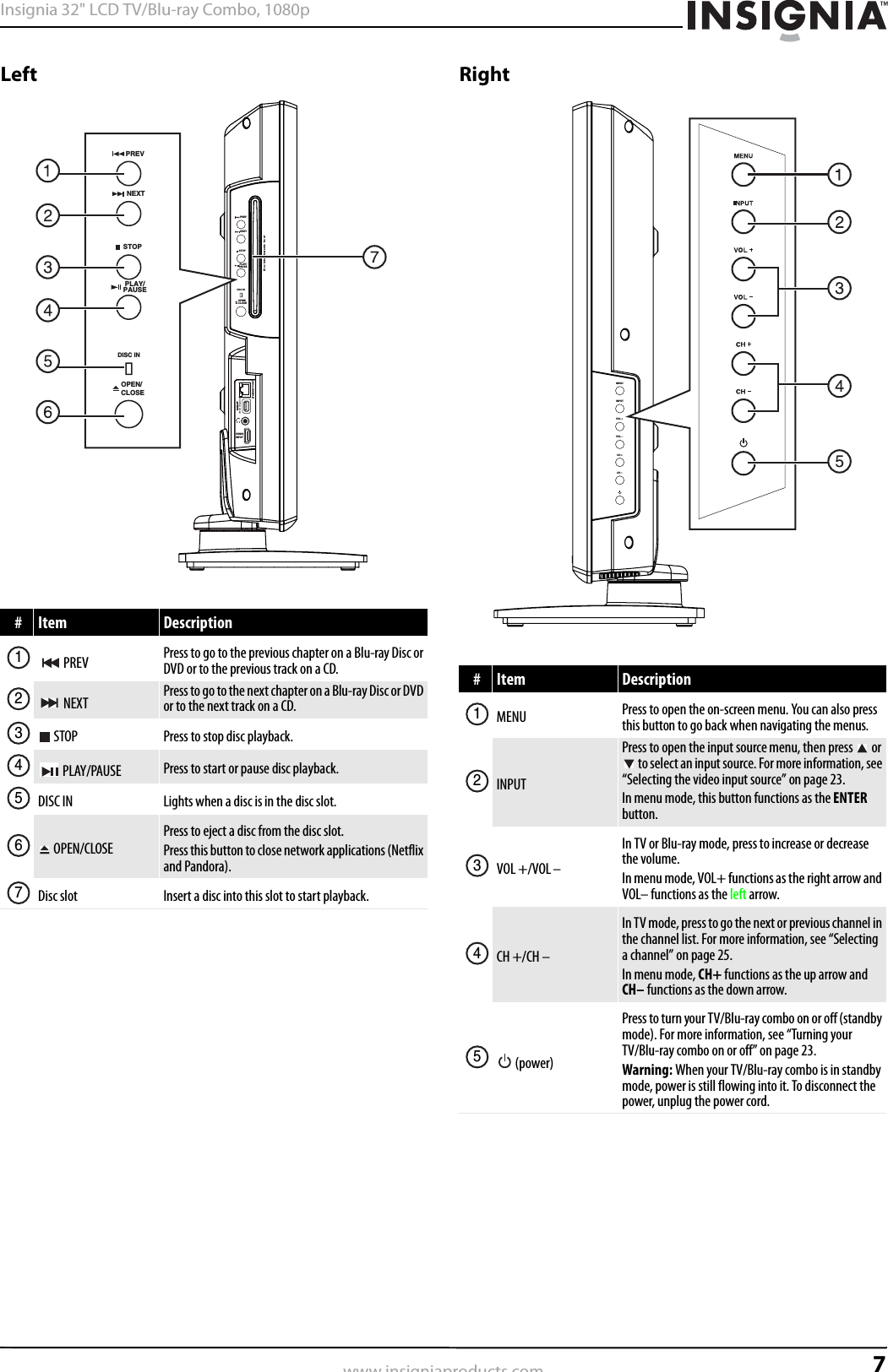 insignia tv wall mount 47-80 pdf instructions