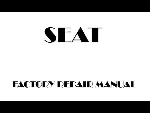 Seat ibiza 1994 manual pdf