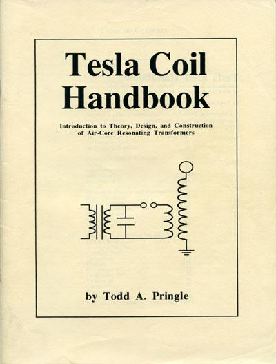 Tesla coil design manual pdf