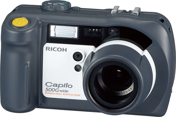 Ricoh 500g how to open