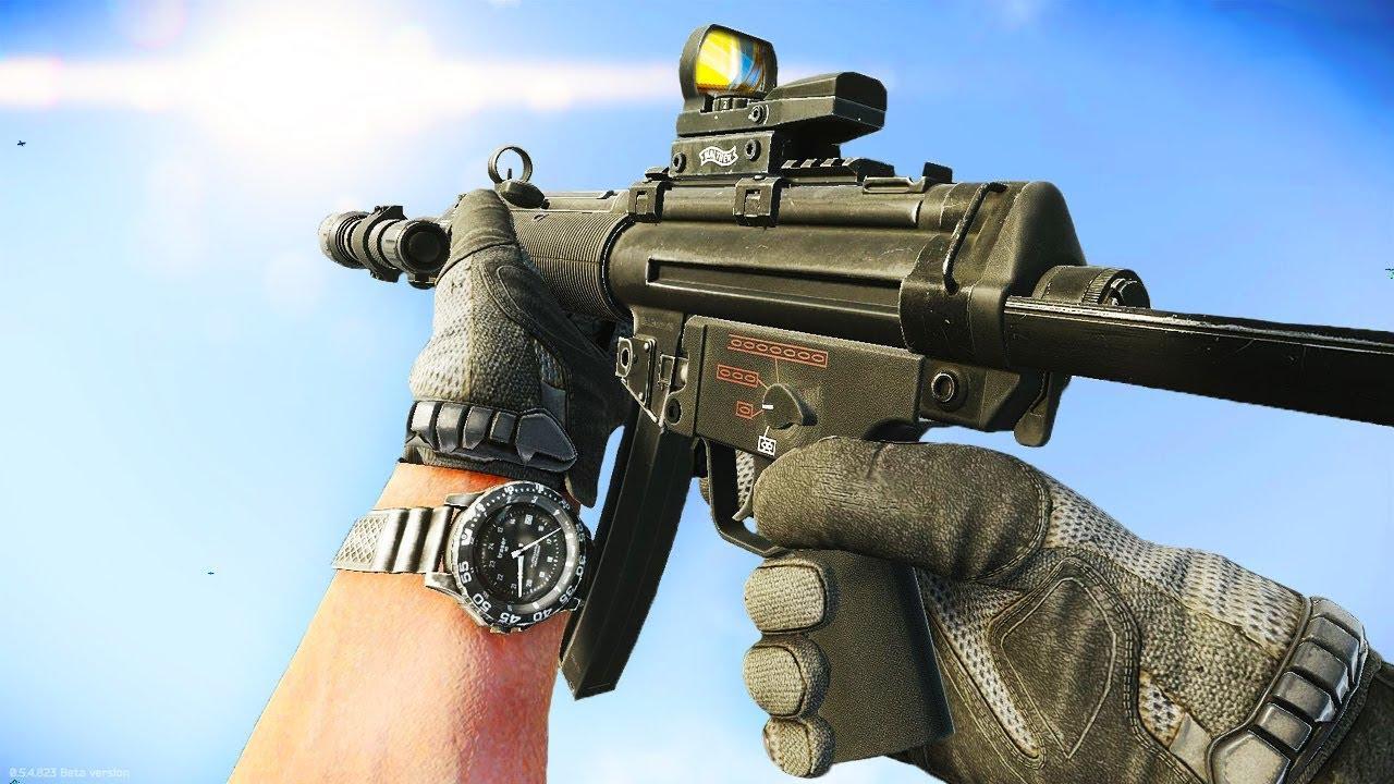 Tarkov how to cancel shotgun reload animation
