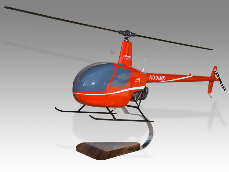 Manual helicoptero robinson 22 sales