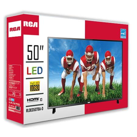 Rca 50 inch tv manual