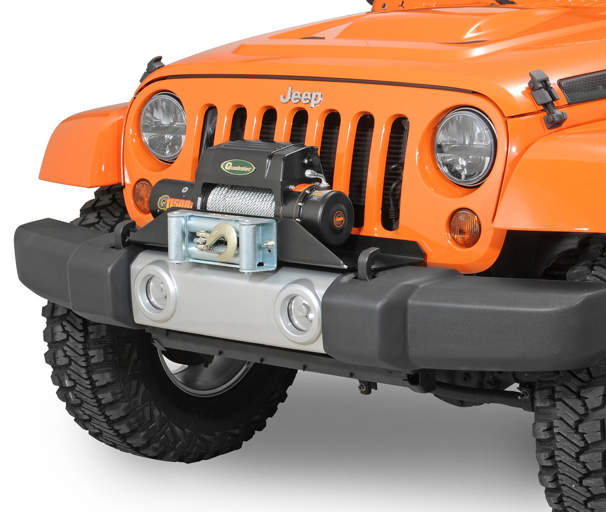 front winch mount 99950-70225 installation instructions