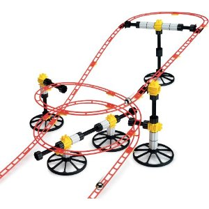quercetti roller coaster mini rail instructions