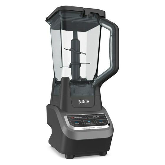 ninja blender 1000 watts instructions