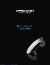 harman kardon 3390 owners manual