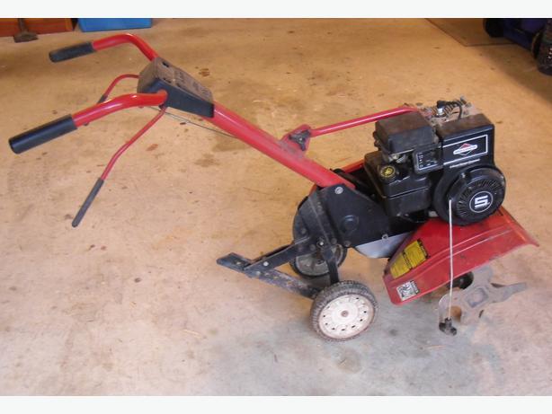 Mtd yard machine rototiller manual