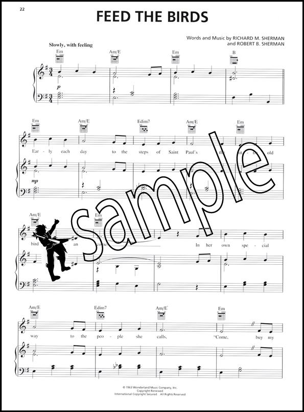 Saving mr banks piano sheet music pdf