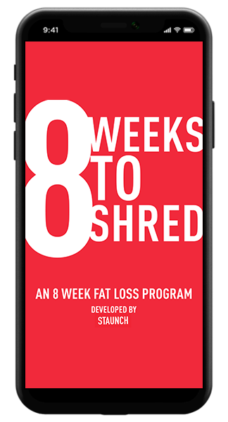 6 weeks to shred pdf