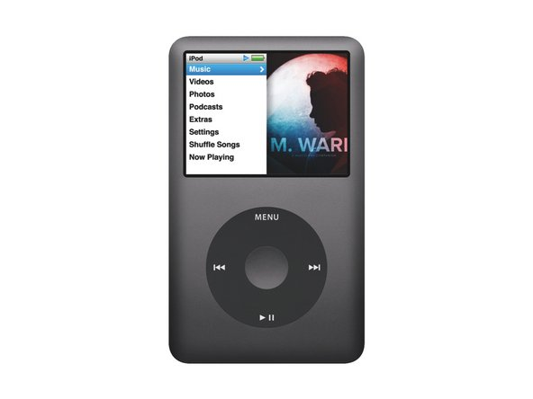 apple support manuals ipod classic