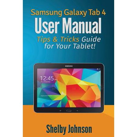 samsung galaxy tab 4 manual