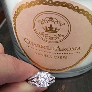 Charmed aroma ring size guide