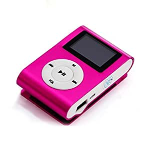 Digital mini clip mp3 player instructions