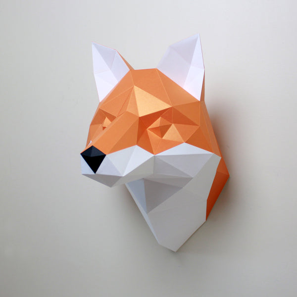 easy paper sculpture instructions