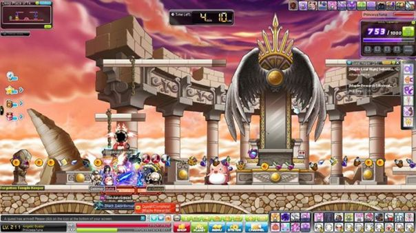 Maplestory how to get soul book