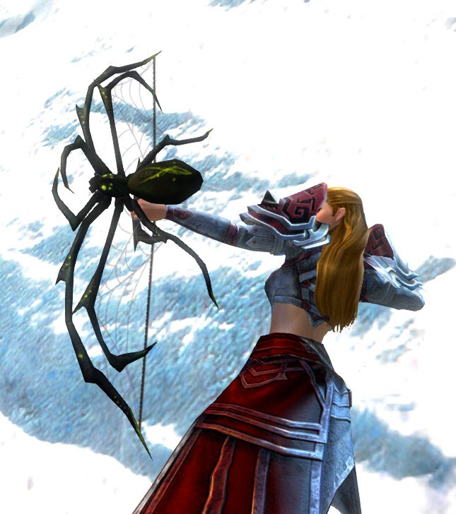 Gw2 how to get exotic vipers longbow