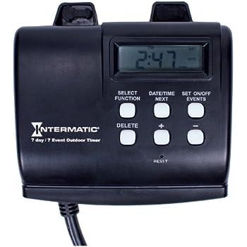 ge digital pool pump timer manual