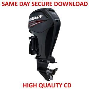 mercury outboard motor service manual free