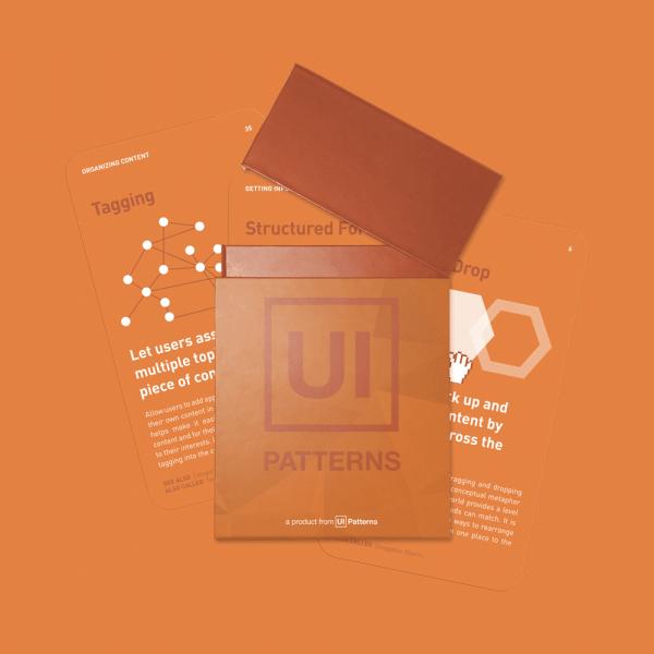 Ui patterns card deck pdf