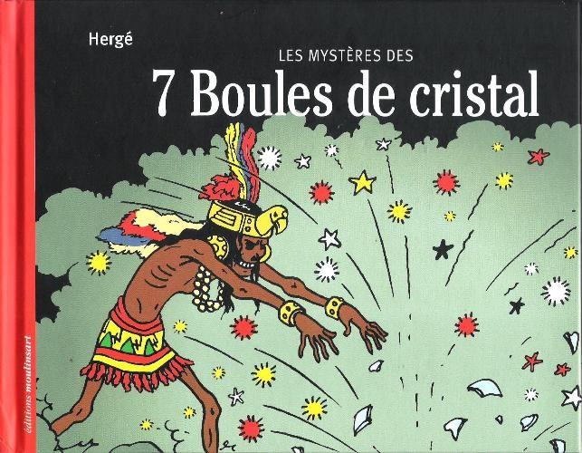 Tintin les sept boules de cristal pdf