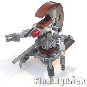 lego sniper droideka instructions