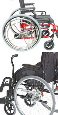 cost of power assist with joystick for manual wheelchair canada