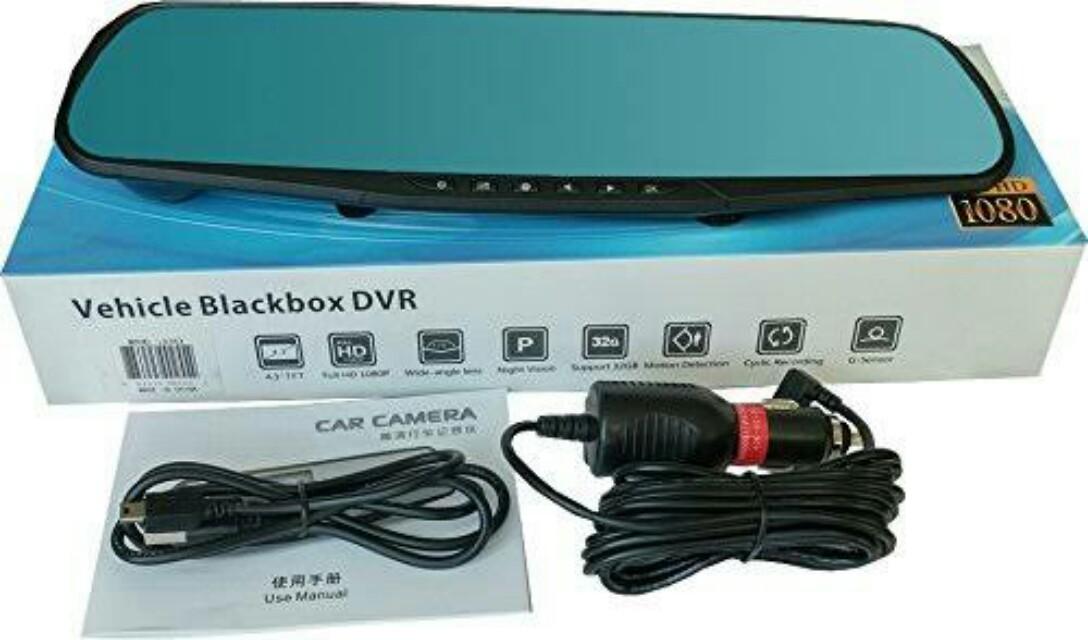 vehicle blackbox dvr full hd 1080p manual