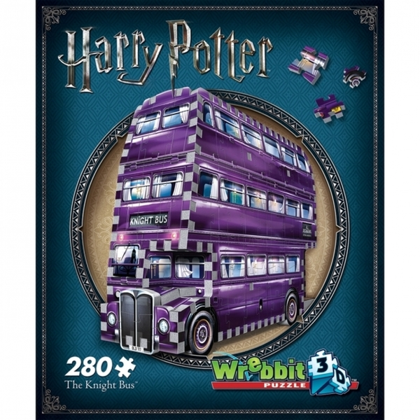 Hogwarts 3d puzzle instructions