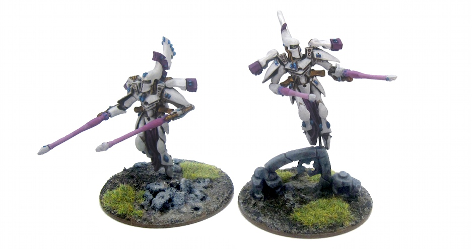 eldar revenant titan building instructions