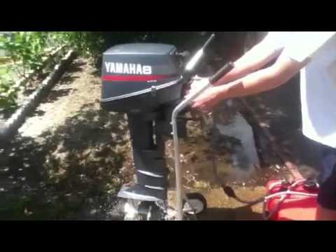 Yamaha 4hp 4 stroke outboard manual