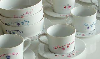 Marabu porcelain paint instructions