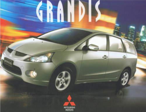Mitsubishi grandis repair manual pdf