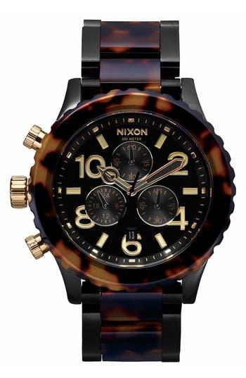 nixon 42 20 chrono manual
