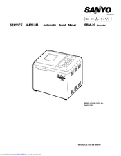 Sanyo the bread factory plus manual
