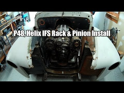 Helix mustang ii installation instructions