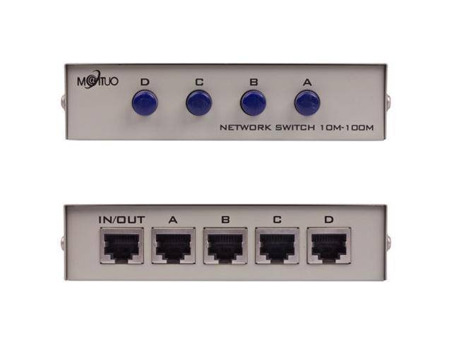 rj45 ab manual switch box