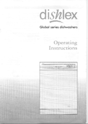 dishlex global 310 instruction manual