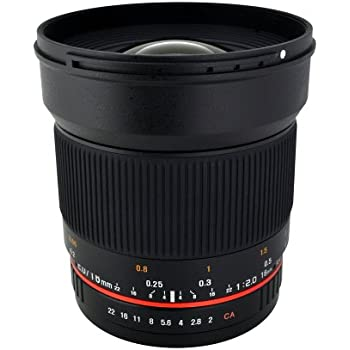 rokinon 16mm f 2.0 manual lens