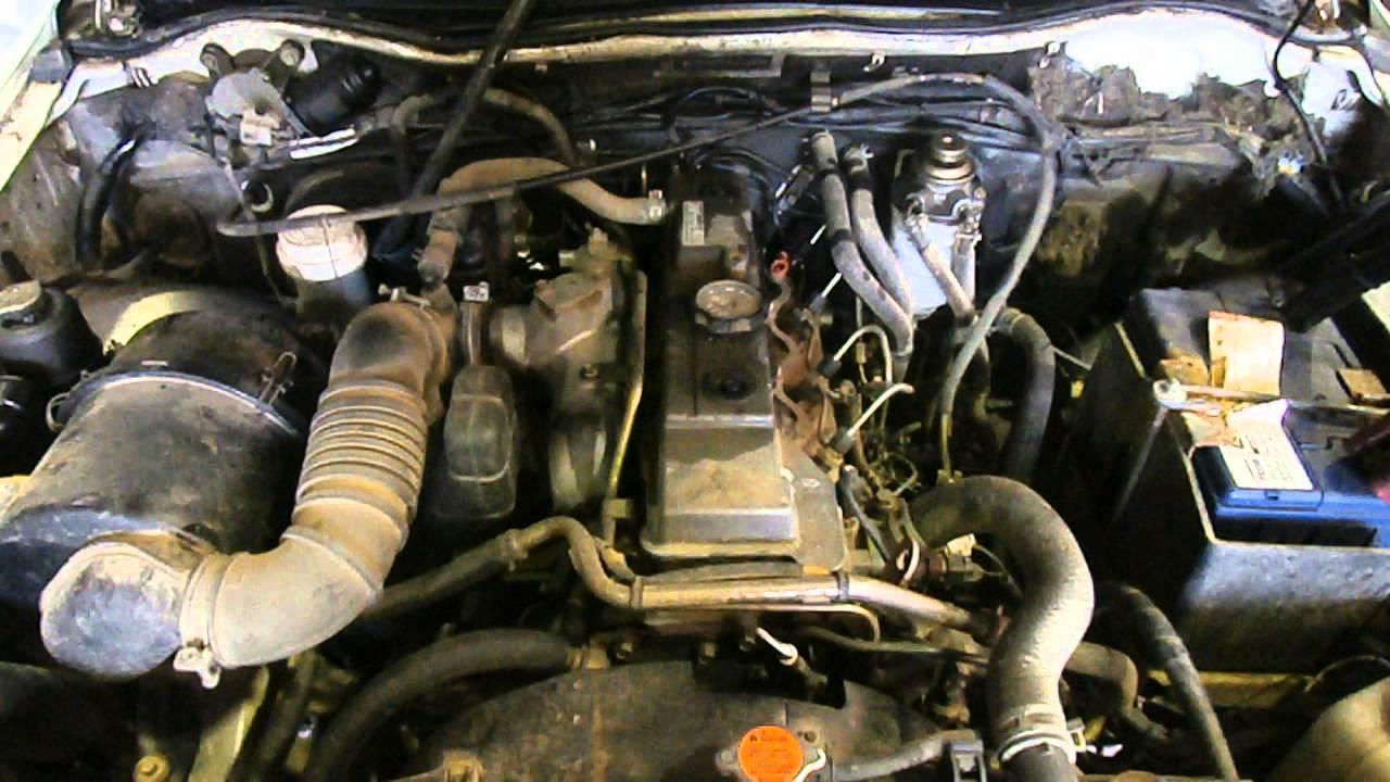mitsubishi triton 3.2 diesel engine workshop manual