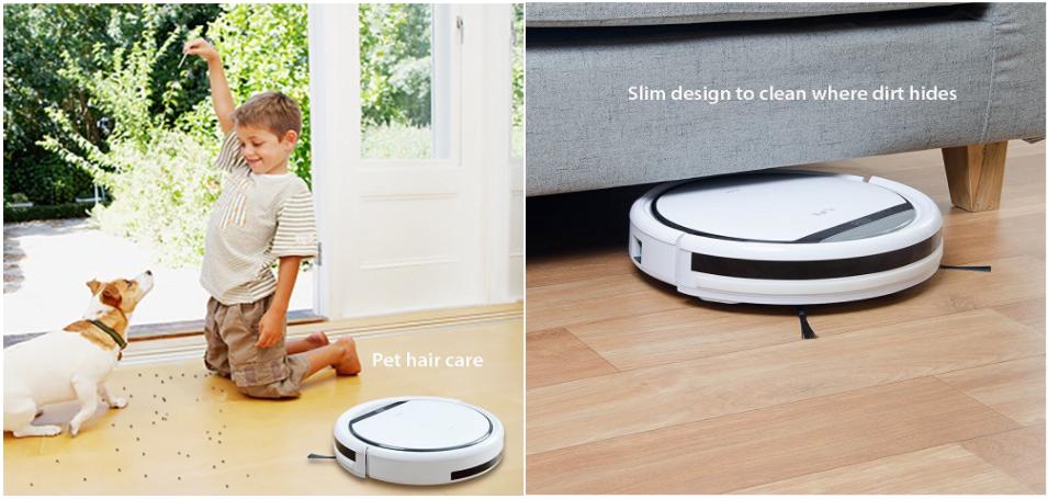 Ilife v3s robotic vacuum cleaner manual