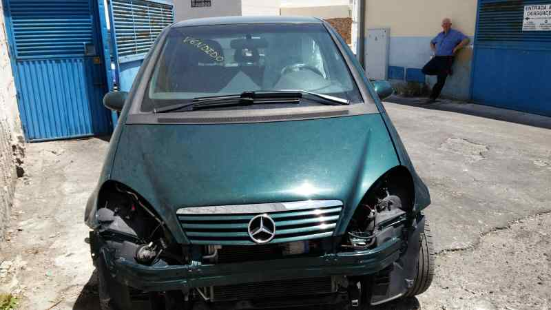 Mercedes a class w168 manual