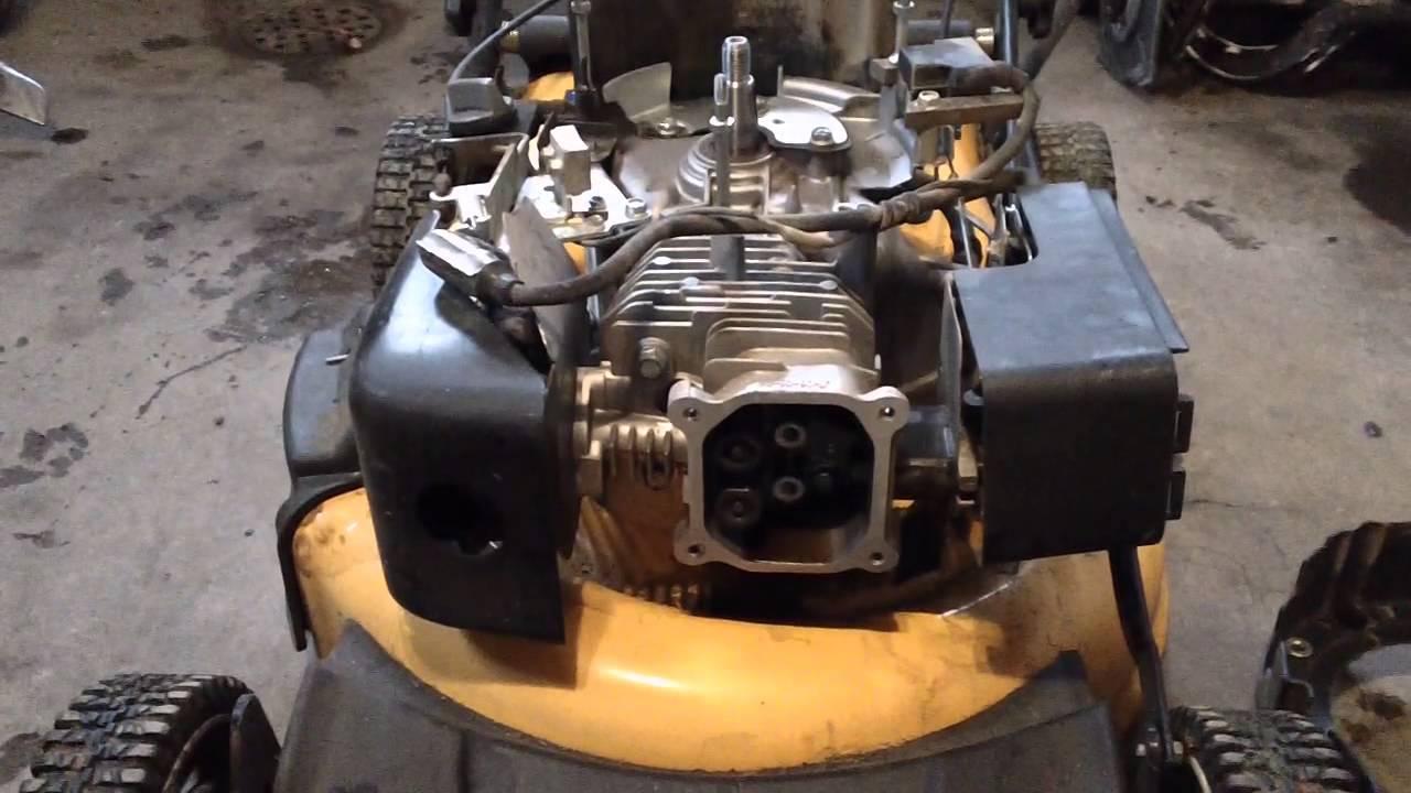 cub cadet ohv 173cc 6.75 self propelled manual