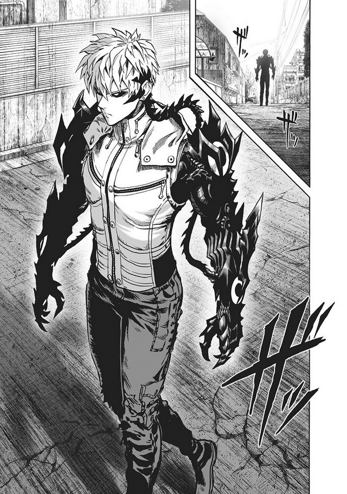One punch man manga pdf