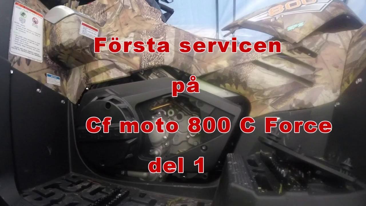 Cf moto 800 service manual