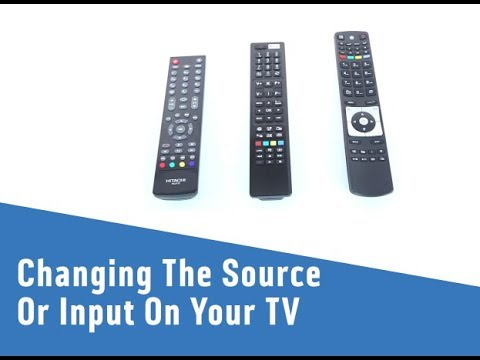 Lg tv how to change input
