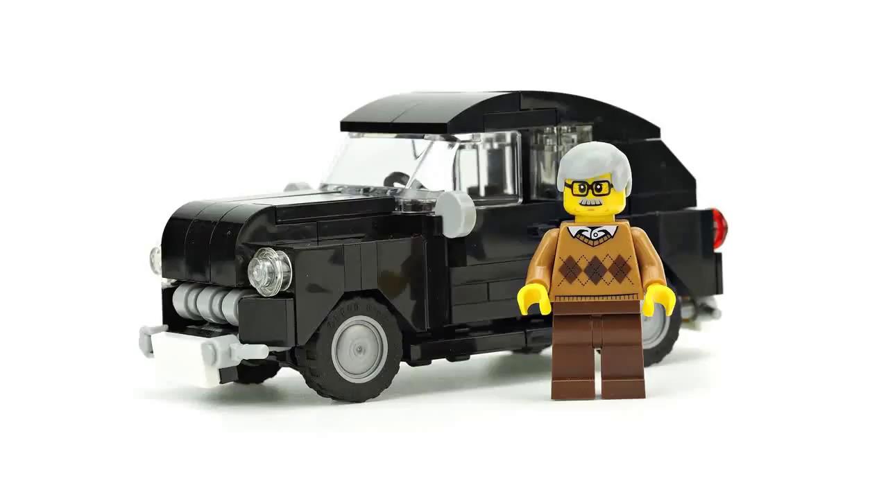 lego car moc instructions