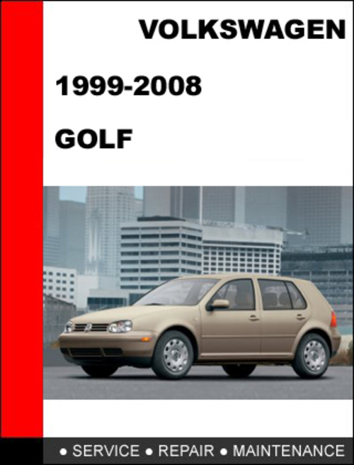 Volkswagen golf 2008 manual pdf