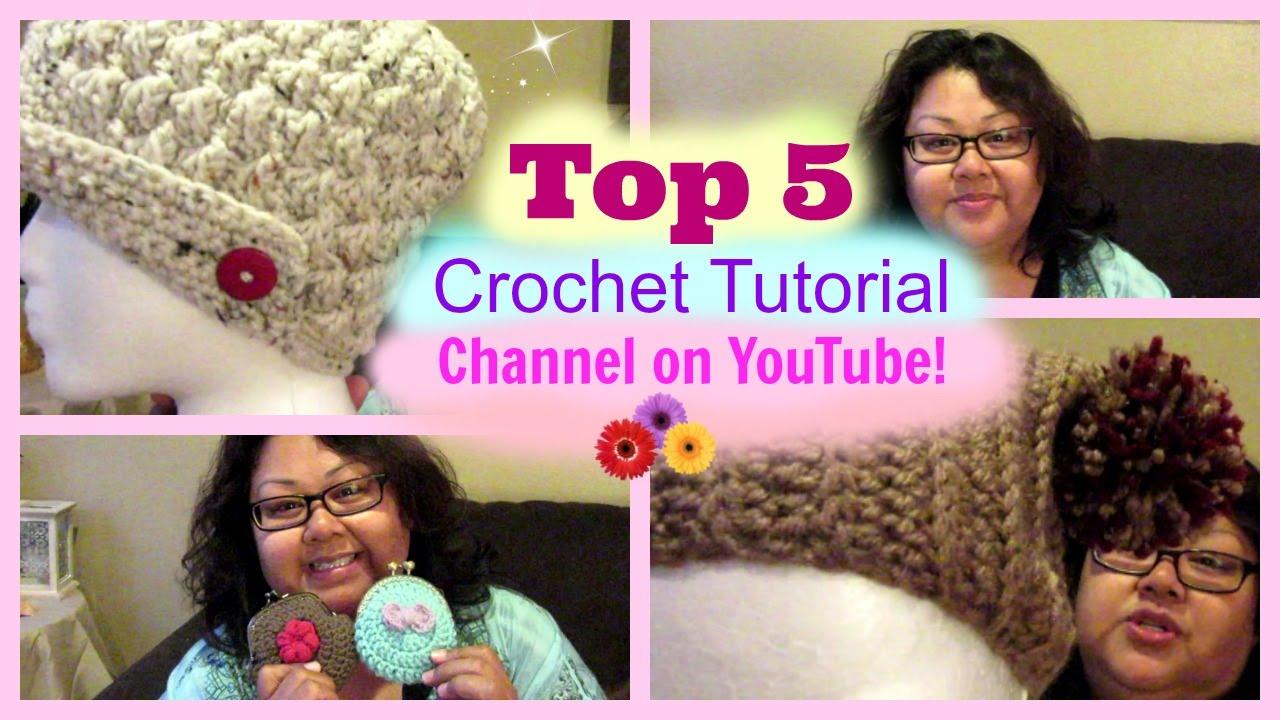 Crochet top tutorial youtube