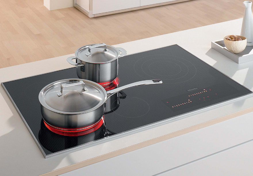 Miele induction stove top instructions